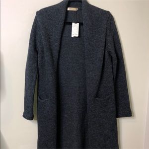 OAK & FORT long cardigan